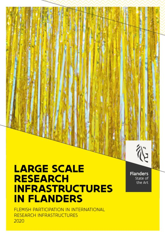 Large scale research infrastructure in Flanders - Flemish participation in international research infrastructures 2020